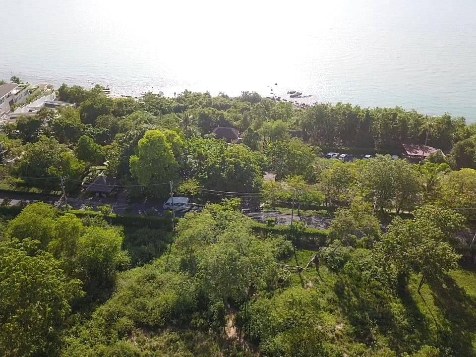 16 Rai of Land located in Plai Laem very near to Samrong Bay for sale: 16 Rai of Land located in Plai Laem very near to Samrong Bay for sale