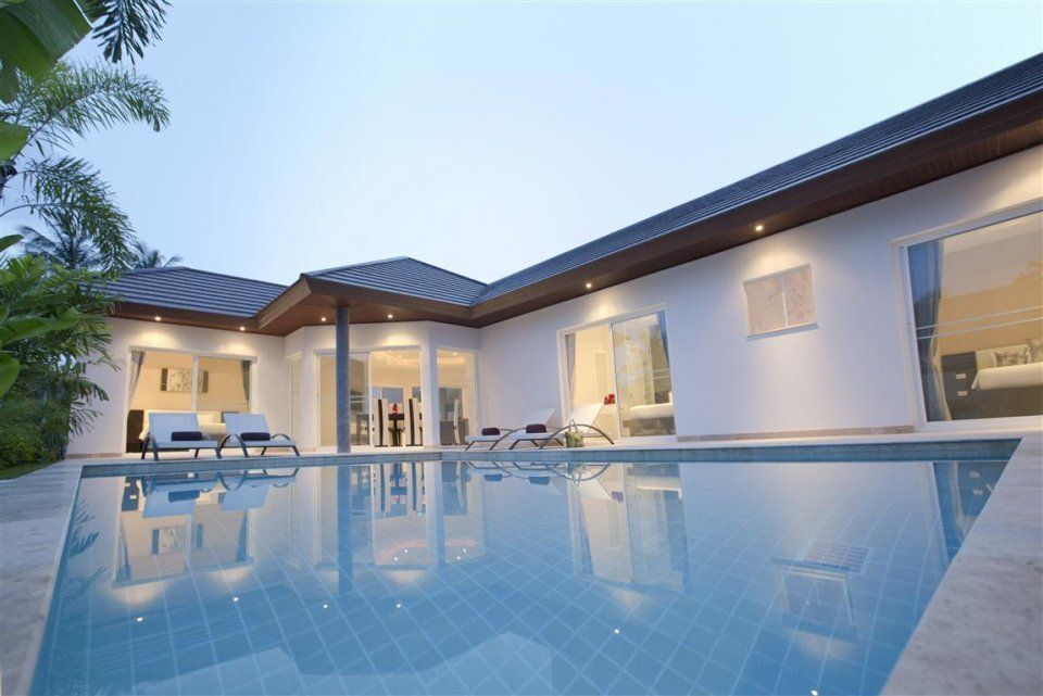 Exquisite Villa Leelavadee  in the reputable Horizon complex (Choeng Mon)