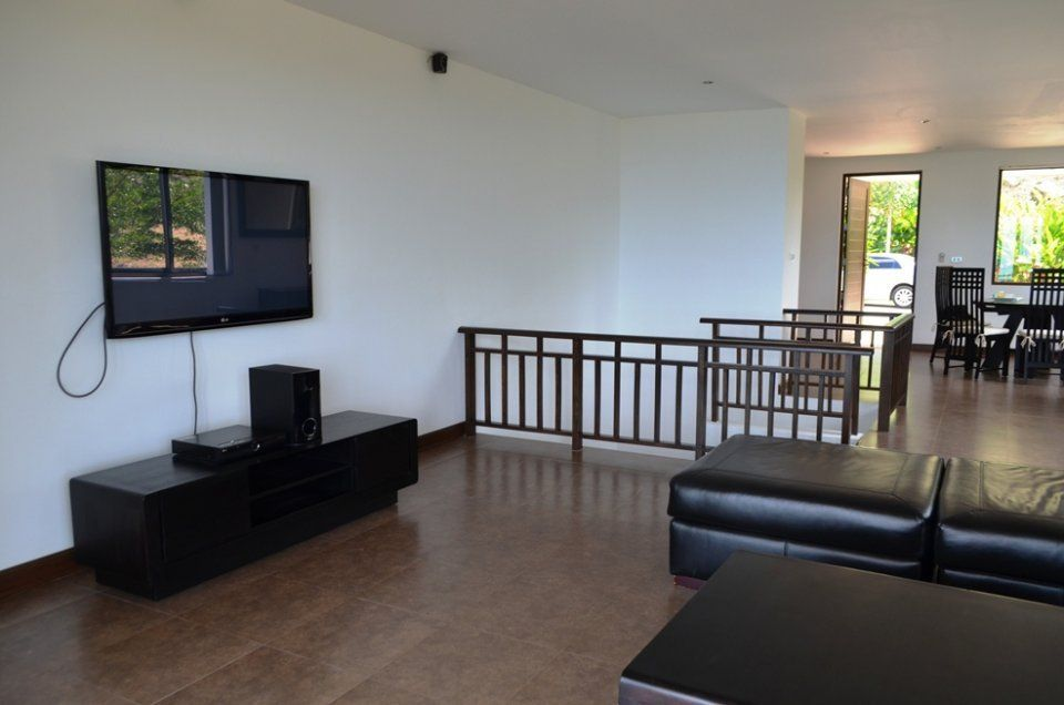 Duplex apartment in the deluxe RockWater complex near Chaweng beach