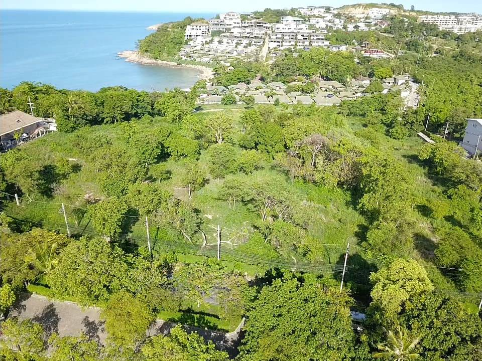 "Land ""16 Rai of Land located in Plai Laem very near to Samrong Bay for sale"" sea view, district Choeng Mon, sale for 290 000 000 baht"