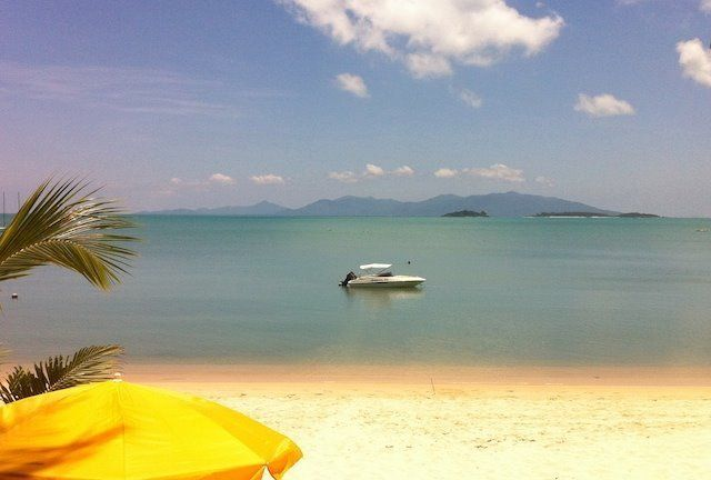 Comfortable two bedroom villas north Koh Samui