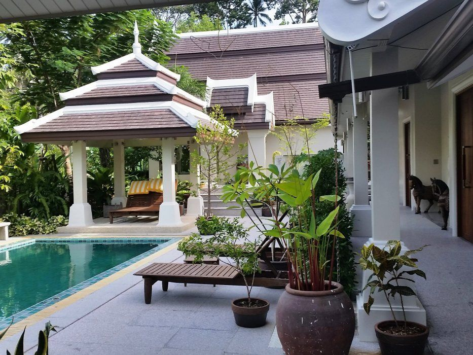 Villa in a tropical garden (Bang Kao)