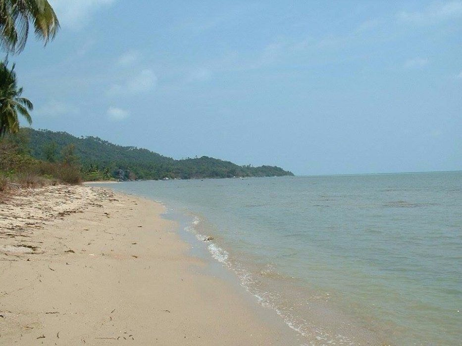 "Land ""Coconut Grove Land right on the beach (Bang Kao)"" beachfront, sea view, walking distance to the beach, district Bang Kao, sale for 26 000 000 baht"
