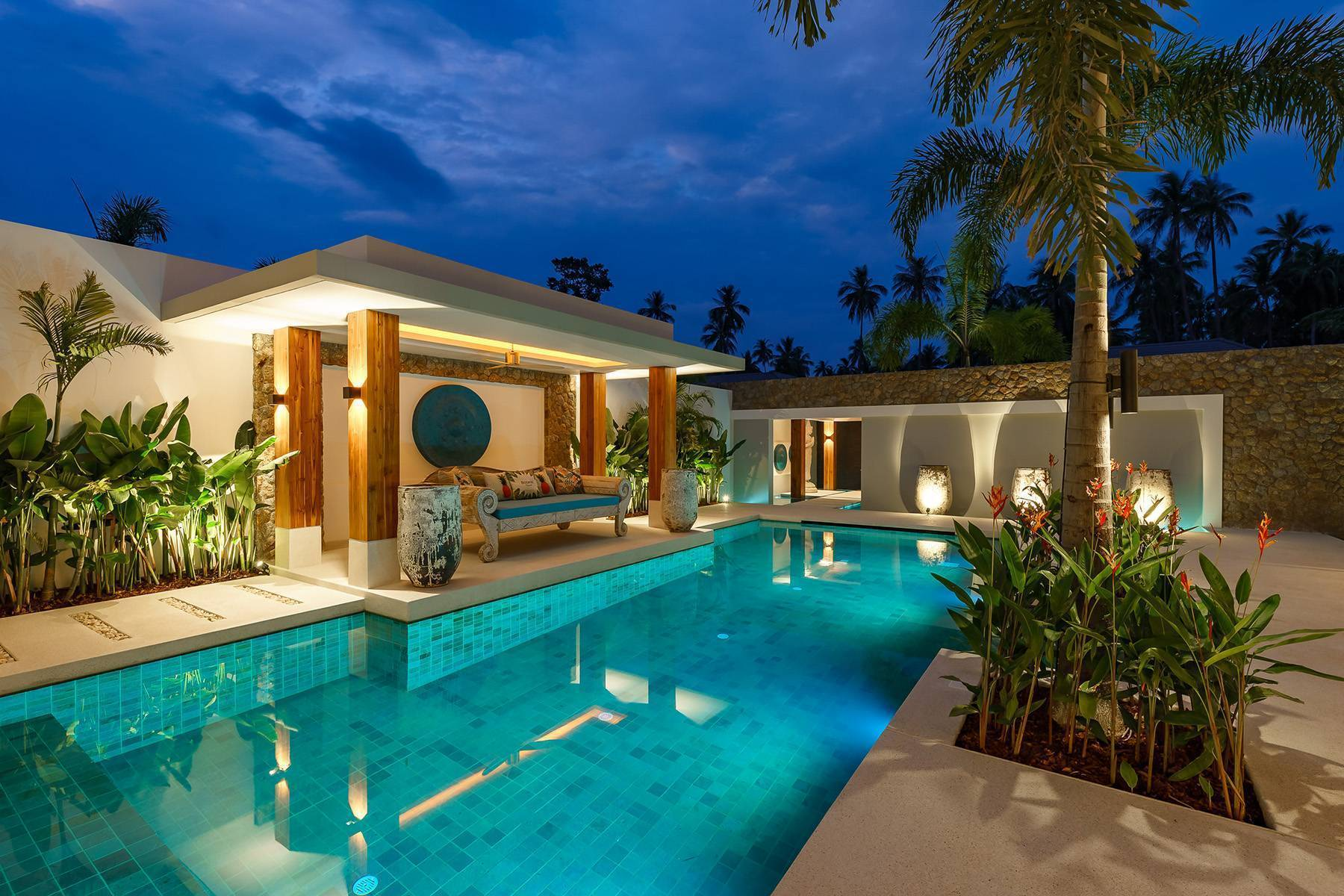 Balinese 3 Bedroom Signature Villa for Sale – Maenam: Balinese 3 Bedroom Signature Villa for Sale – Maenam
