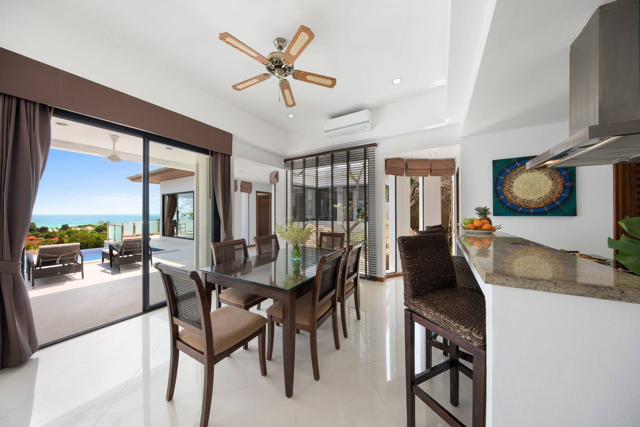 4 Bedroom Sunny Banks Villa For Sale in Lamai: 4 Bedroom Sunny Banks Villa – Lamai