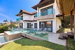 Exquisite 4 Bedroom Beach Style Villa With Ocean Views: Exquisite 4 Bedroom Beach Style Villa With Ocean Views