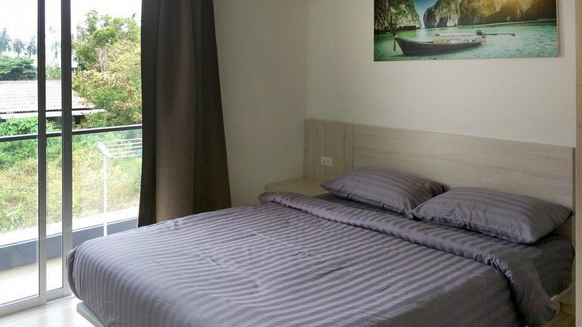 One bedroom apartment in The Bleu complex (Chaweng)