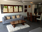 Luxurious villa with three bedrooms in Chaweng Noi