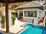 "Villa ""Comfortable two-bedroom villa in Chaweng Noi"" 2 bedrooms, 2 showers, private pool, sea view, district Chaweng Noi, sale for 10 900 000 baht"