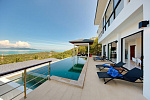 Two 4 bedrooms luxurious Villas located in Maenam with panoramic ocean view: 2 4 Bedrooms Luxurious Villas Located In Maenam With Panoramic Ocean View for sale @sunwaysamui